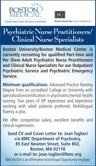 psychiatric nurse practitionersclinical nurse specialists - Psychiatric Nurse Cover Letter