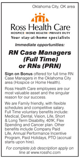 nurse case manager salary