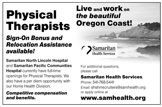 Physical Therapists Job In Oregon - Healthcare Jobs & Recruitment